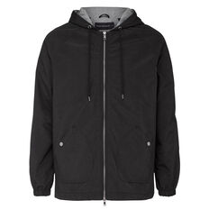 JERSEY LINED JACKET