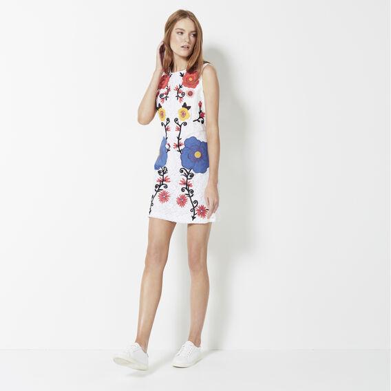 ALISA BLOOMS DRESS
