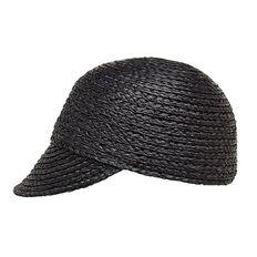 RAFFIA CAP