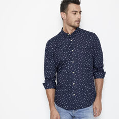 SHADOW DOT SLIM FIT SHIRT