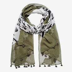 ON THE PROWL SCARF