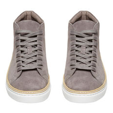 SUEDE HIGH TOP SNEAKER
