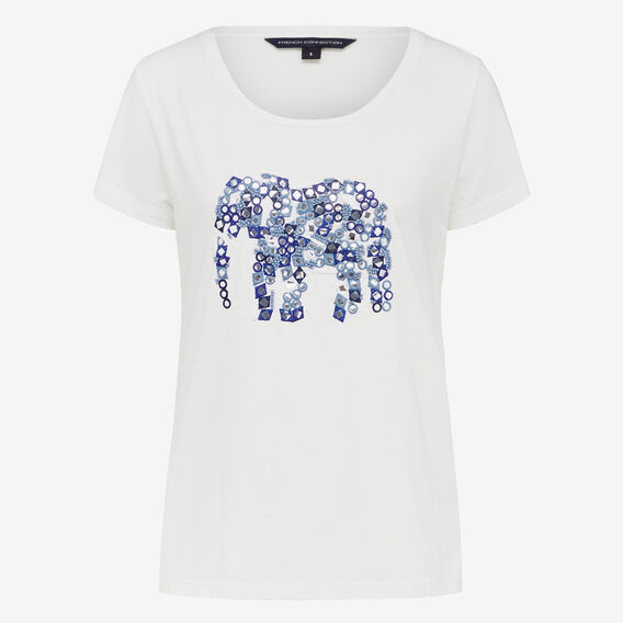 TOYEN ELEPHANT TEE