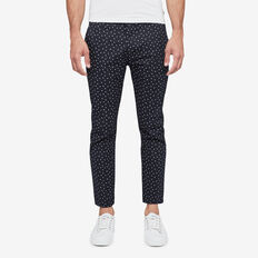 CROPPED SHADOW DOT PANT