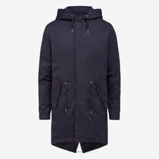 OSCAR 2-IN-1 PARKA AND BOMBER JACKET