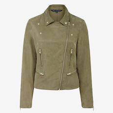 WOODLANDS BIKER JACKET
