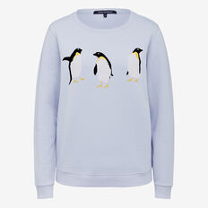 TRIO PENGUIN SWEAT