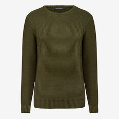 CANAL CREW NECK KNIT
