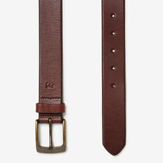 SINCLAIR RUSTIC LEATHER BELT