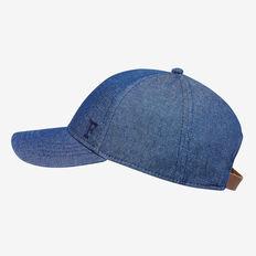 DENIM CAP  INDIGO  hi-res