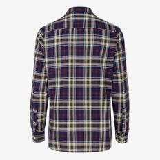 PRIMETIME CHECK REGULAR FIT SHIRT  NAVY/PLUM/MULTI  hi-res