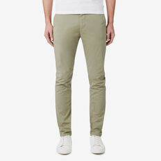 SLIM FIT STRETCH CHINO PANT  OLIVE  hi-res