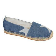 STAR STRONG ESPADRILLE  CHAMBRAY  hi-res