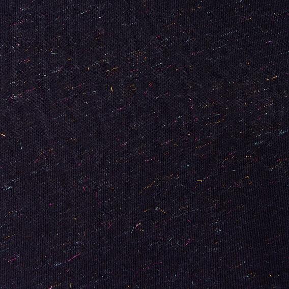 RAINBOW METALLIC SWEAT  MULTI  hi-res