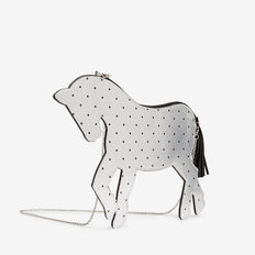 GIDDY UP CLUTCH  SILVER  hi-res