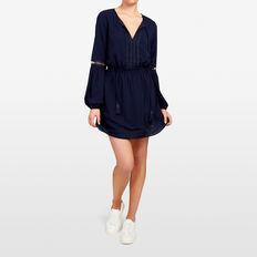 BABYDOLL PEASANT DRESS  NOCTURNAL  hi-res
