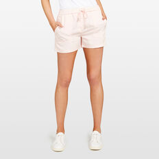 LYOCELL CASUAL SHORT  LIGHT PINK  hi-res