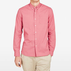 SALSA GEO SLIM FIT SHIRT  MELON  hi-res