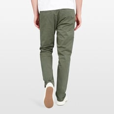 REGULAR FIT STRETCH CHINO PANT  KHAKI  hi-res