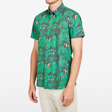 AMAZON SLIM FIT SHIRT  AMAZON PRINT  hi-res