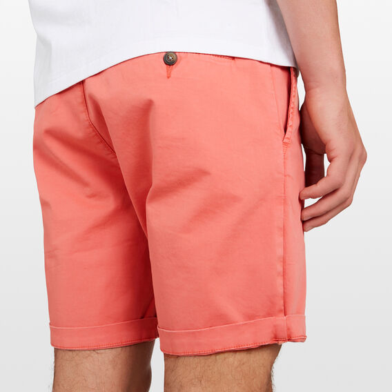 CHARLIE STRETCH CHINO SHORT  SHERBERT  hi-res