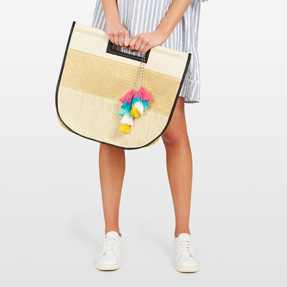 METALLIC PICNIC BAG  MULTI  hi-res