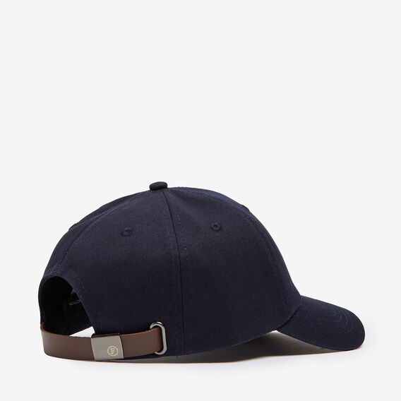 PALM TREE EMBROIDERED CAP  NAVY  hi-res