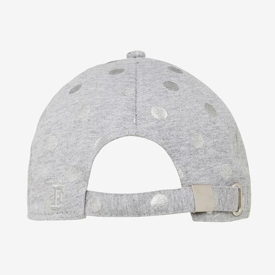 MARL FOIL SPOT CAP  GREY/SILVER  hi-res