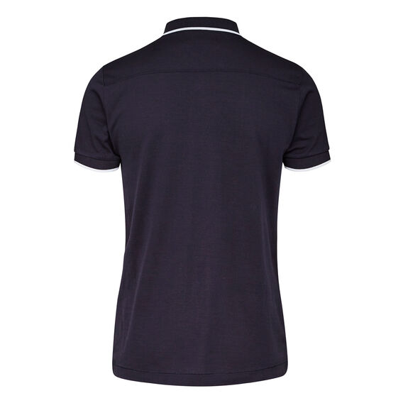 TOM TIPPING POLO  MARINE BLUE  hi-res