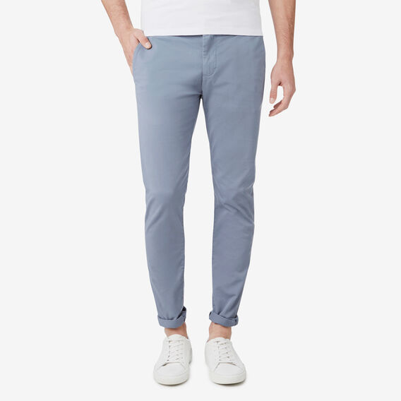 SLIM FIT STRETCH CHINO PANT  ACADEMY BLUE  hi-res