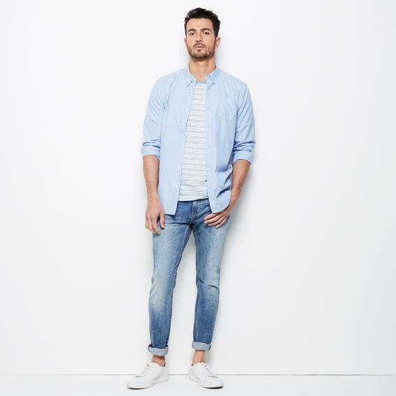 ROY REGULAR FIT SHIRT  SKY BLUE  hi-res