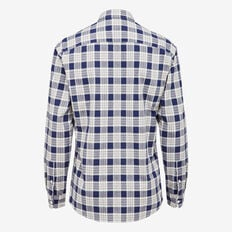 AMSTERDAM CHECK REGULAR FIT SHIRT  OXFORD BLUE/WHITE  hi-res