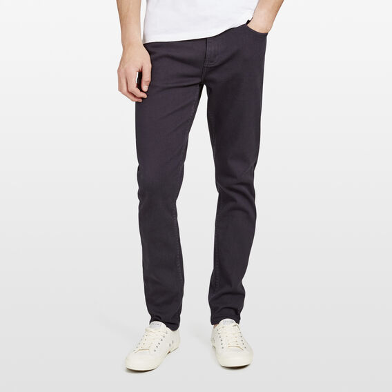 SLIM RAW STRETCH JEAN  RAW INK  hi-res