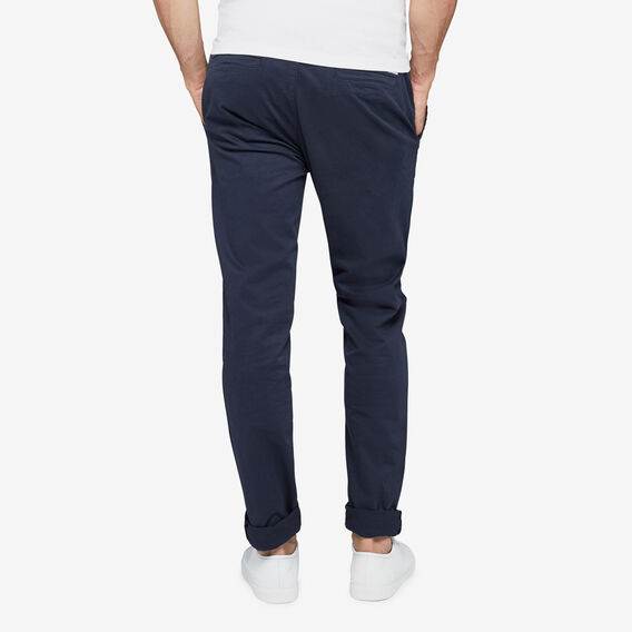 REGULAR FIT STRETCH CHINO PANT  MIDNIGHT  hi-res