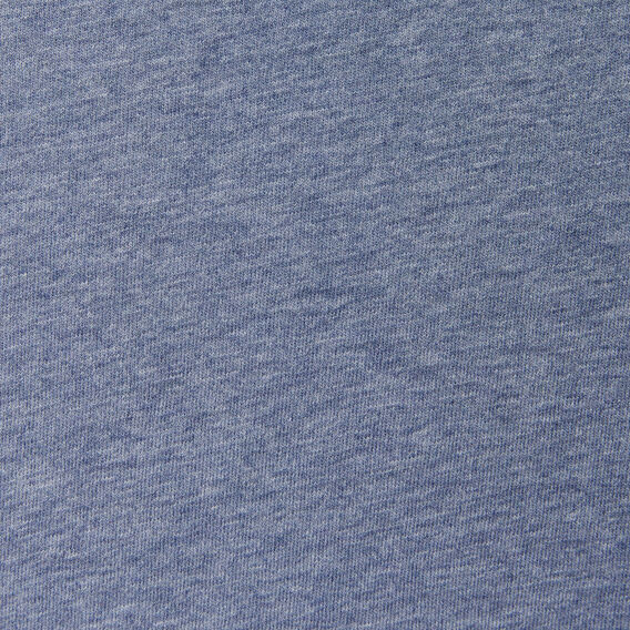 CLASSIC LONG SLEEVE T-SHIRT  ACADEMY BLUE MEL  hi-res