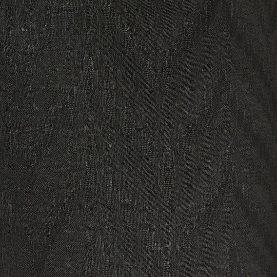 CHEVRON BLOUSE  BLACK  hi-res