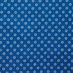 MICRO BOTANICAL SLIM FIT SHIRT  OCEAN BLUE  hi-res