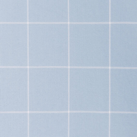 WINDOW PANE REGULAR FIT SHIRT  KENTUCKY BLUE/WHITE  hi-res