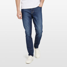 SLIM LIGHT AUTHENTIC WASH JEAN  LIGHT AUTHENTIC  hi-res