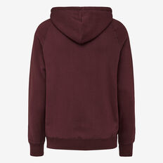 ORIGAMI TERRIER SWEAT HOODIE  PLUM  hi-res