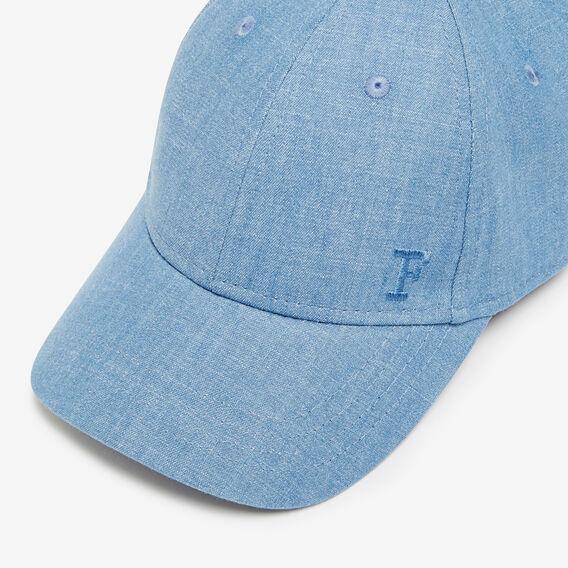 SUMMER BLUE CAP  LIGHT SKY BLUE  hi-res