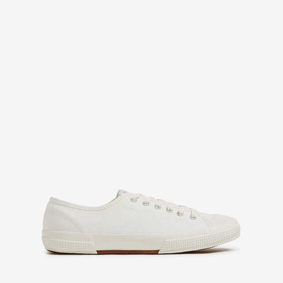 CAPTAIN SNEAKER  WHITE  hi-res