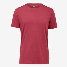 CLASSIC CREW NECK T-SHIRT  COLLEGE RED  hi-res