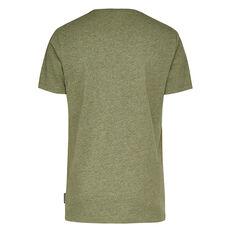 CLASSIC CREW NECK T-SHIRT  SAGE GREEN MARLE  hi-res