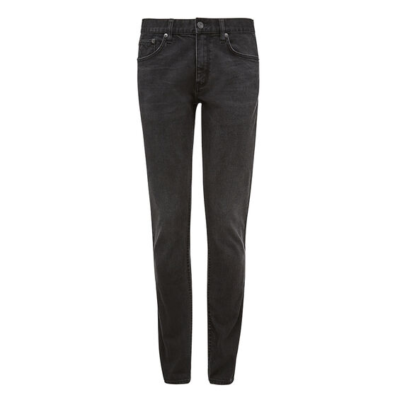 CAMDEN SLIM WASHED CHARCOAL JEAN  WASHED CHARCOAL  hi-res