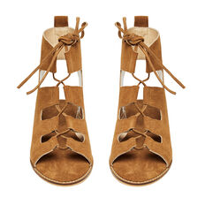 GLADIATOR SANDAL  TAN  hi-res