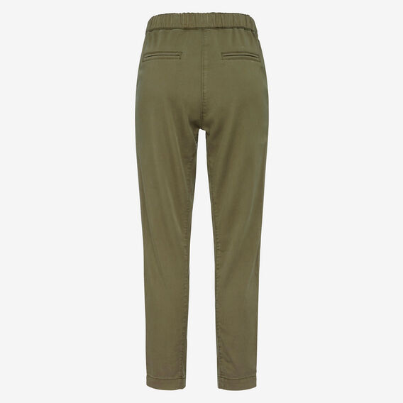 DROP CROTCH  PANT  KHAKI  hi-res