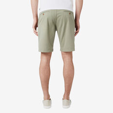 CLASSIC STRETCH CHINO SHORT  OLIVE  hi-res