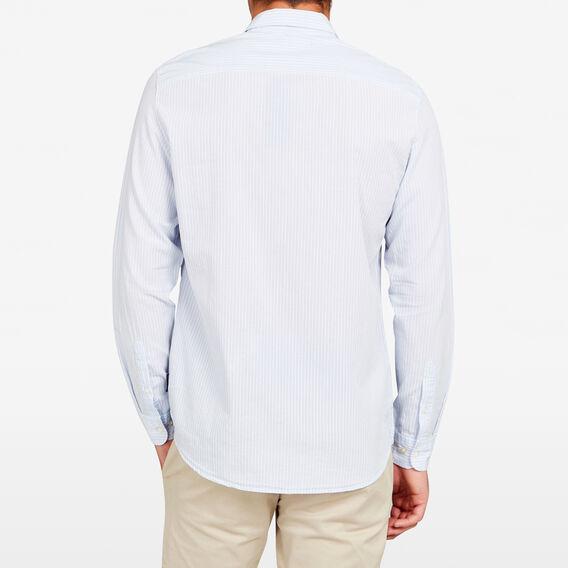 KENTUCKY STRIPE REGULAR FIT SHIRT  KENTUCKY BLUE/WHITE  hi-res