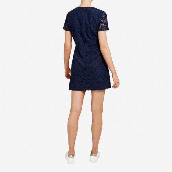 ALISA BLOOM CAP SLEEVE DRESS  NOCTURNAL/MULTI  hi-res